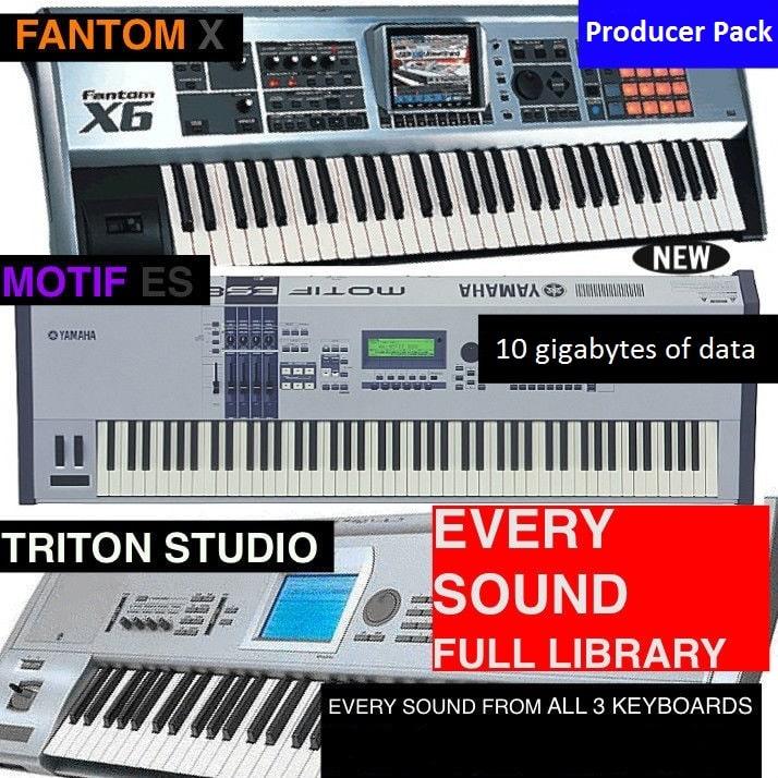 triton sound kit